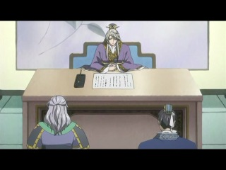 Повесть о Стране Цветных Облаков / Saiunkoku Monogatari - 2 сезон 5 серия (Озвучка)