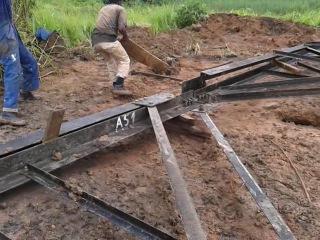 Просторами Африки ч.3 (кобра)