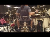JASON BITTNER ZILDJIAN CLINIC TOUR 2011 DRUM SOLO