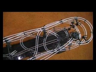 Конструктор SpaceRail 1 уровень (Обзор 2)