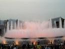 Співаючий фонтан Барселона Іспанія
