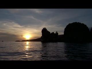 BBC Галапагосские острова часть2