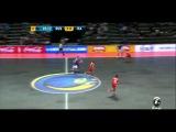 Красивые моменты мини-футбола