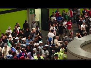 ЕВРО 2012 08.06.2012 Россия — Чехия. Траблы на матче (Другая Камера)