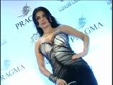 Haifa Wehbe at Roberto Cavalli Club Dubai