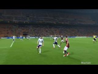 Stephan El Shaarawy₉₂ vs Anderlecht 12-13 by Marian