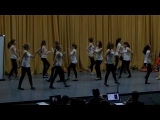Посвящение Факультета искусств АлтГУ 2013 | Видео №2 | Группа 1334. Визитка