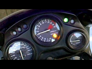 Китайское реле-регулятор на Honda CBR600F2