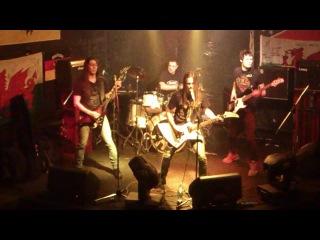 Anesthesia - For Whom The Bell Tolls (Metallica) клуб ALKATRAZ