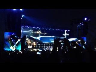 Концерт Бон Джови в Софии 14.05.13