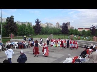 День города СПб 26.05.2012 Парк 300 летия Спб