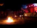 """Театр огня """"Джокер"""" 07.07.2012"""
