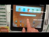Этот странный и непостижимый планшет PocketBook А10 (видео снято на Samsung Galaxy SL))