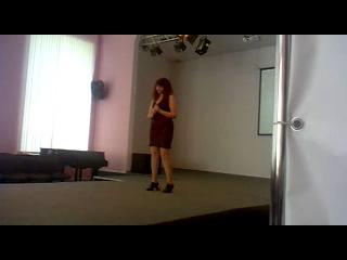 Диана Дедловская - Встанте люди(Наталия Косминская)(14.05.12)