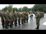 Воронеж учебка принятие присяги 2011Без названия
