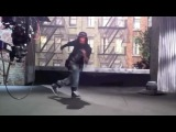 LES TWINS _ Dancing - Larry and Laurent Bourgeois