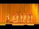 Русский народный танец в современной обработке.  ИСТЫЕ ГЛАЗКИ — С ноги на ногу ступала . .