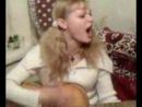 Верулька поёт