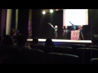 Студвесна 2012 БГУ ФТФ Казачий танец
