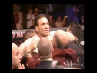 После того как Тито Ортиз победил Витора Белфорта