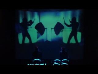 Celldweller & Blue Stahli  - Ursa Minor (Live Upon a Blackstar)