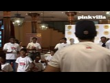 Aishwarya and Abhishek Bachchan celeberate childrens day..mp4