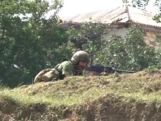Спецоперация в Буйнакске (Дагестан) 20 августа 2013 г