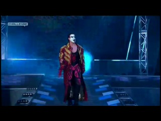 (WWE.my1.ru) TNA Unfinished Business - Bobby Roode vs Sting