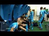 Зенит 2:1 Динамо | После матчевые интервью и празднование чемпионства