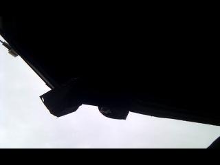 Взорвалась машина на папиной заправке 16.08.2012
