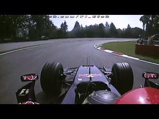 Официальный клип, onboard: F1 2008. 14. ГП. Италии