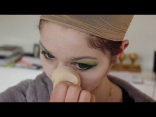 [Tutorial] Shego Make up! (Kim Possible)