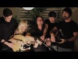 Gotye – Somebody That I Used To Know (5 человек на одной гитаре)