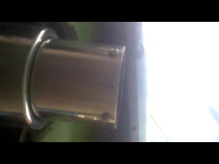 прямоток на ВАЗ 2103 с флейтой