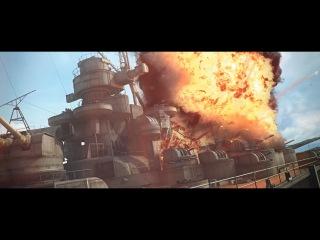 Новый видео трейлер World of Battleships. E3 2012