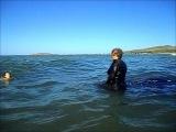 Керчь 2012 . Азовское море. Озеро Чокрак. Генеральские пляжи.