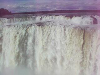 Водопад Игуасу - чудо света