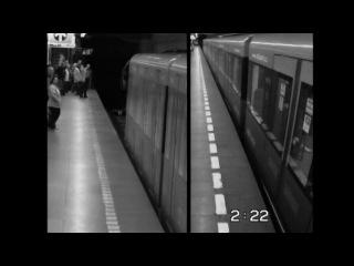 В Праге девушка упала под поезд