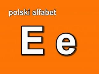 Polski alfabet