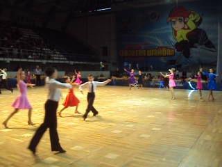 международные соревнования по спортивным танцам на паркете. Диляра. номер 17