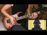 【TAB】 ブレイブルー オルター・メモリー Faylan - BLUE BLAZE (BlazBlue Alter Memory OP Guitar Cover)
