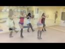 Go-Go Lady Dance Sexy RnB