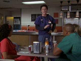 Эпизод. Scrubs (клиника) сезон 2 серия 18
