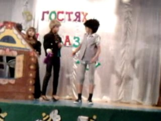 Сказка 2 отряд, 2 смена, ДЗО Айвазовский 2012-го года.
