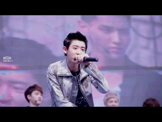 |FANCAM| 130525 Chanyeol - She's there @ Kyungbok Family Festival
