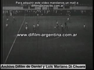 тм Аргентина - СССР 1965