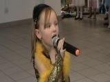 Сашенька Соловьева готовит песню Лимонадный дождик