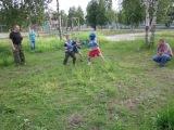 Летние тренировки на стад. Труд. 18.07.2012 г.
