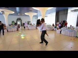 Эрика + Вадик! Наш свадебный танец! Самый лучший и креативный танец, сделанный с любовью и от души!!!