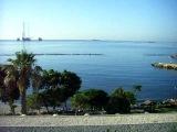 Кипр. Лимассол. Вид из номера Crowne Plaza Limassol